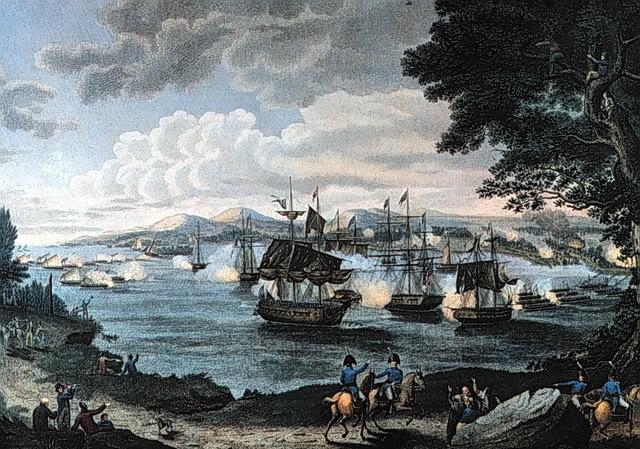 Lake Champlain 1812