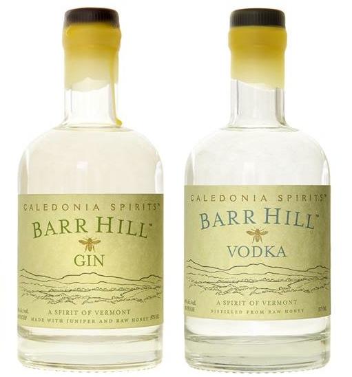 Bar Hill Gin and Vodka
